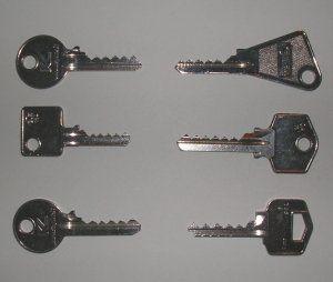 bump key